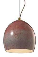 Vague C1414 pendant retro style and grainy look. Ferroluce.