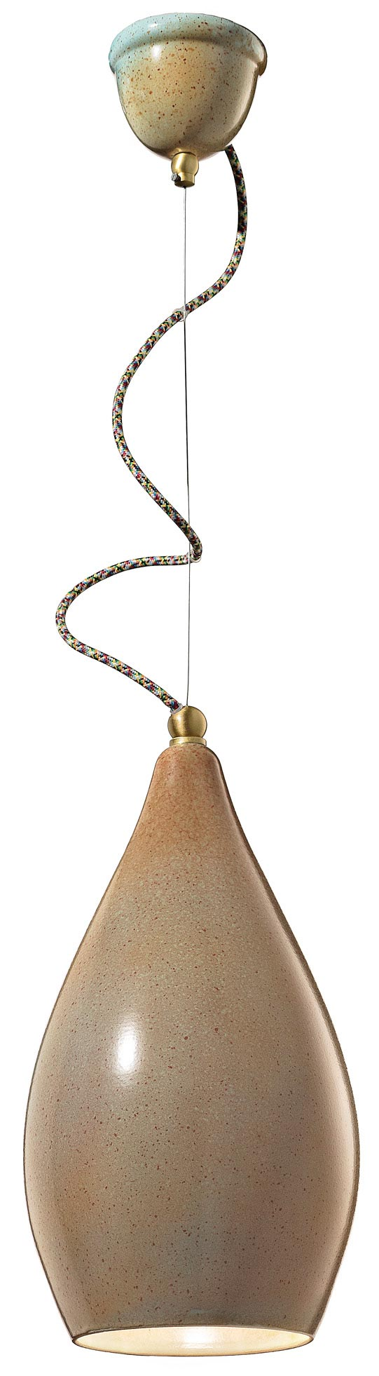Vague C1412 suspension beige. Ferroluce.