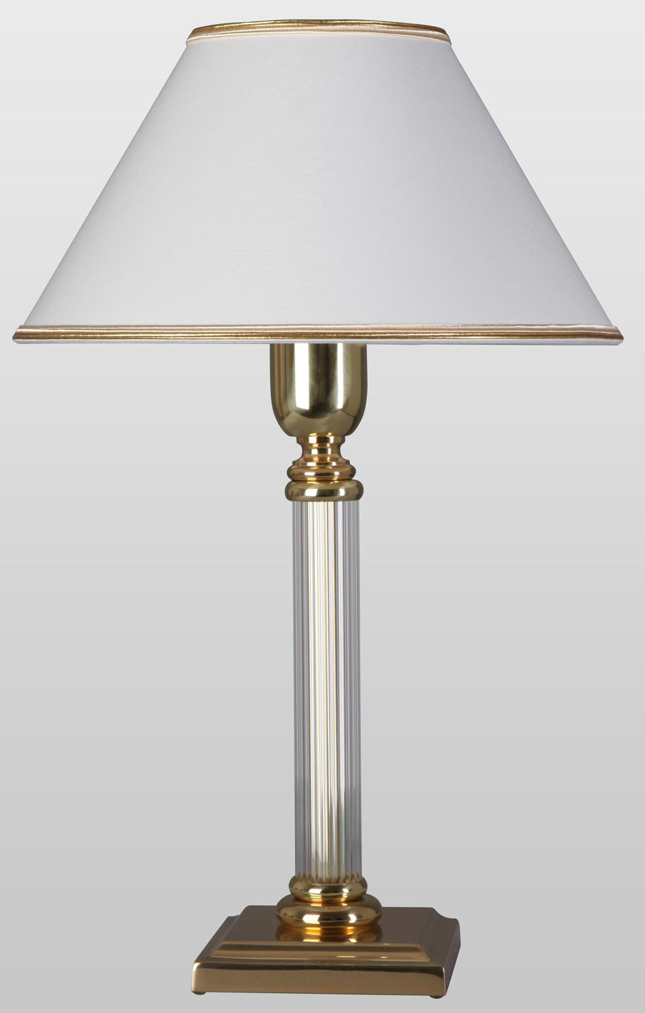 Lube lampe de table. Le Dauphin.