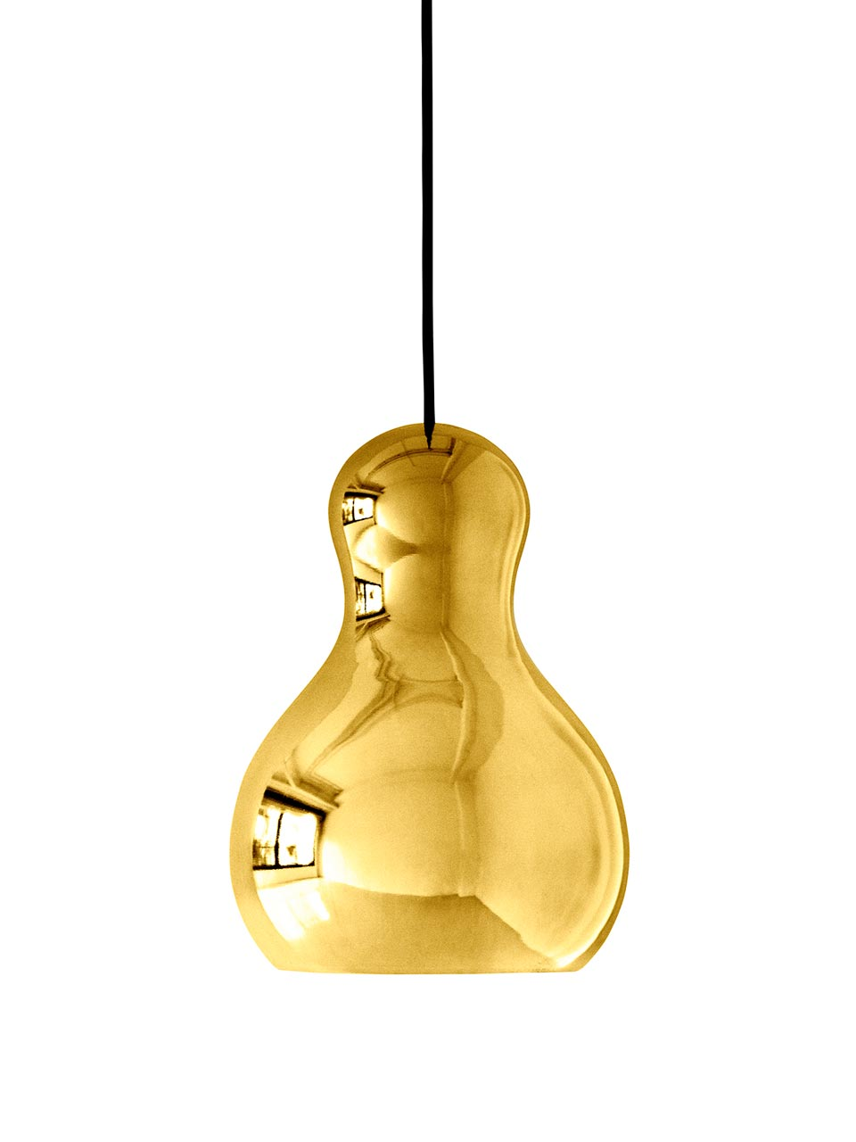 Calabash suspension MM gold. Light Years.