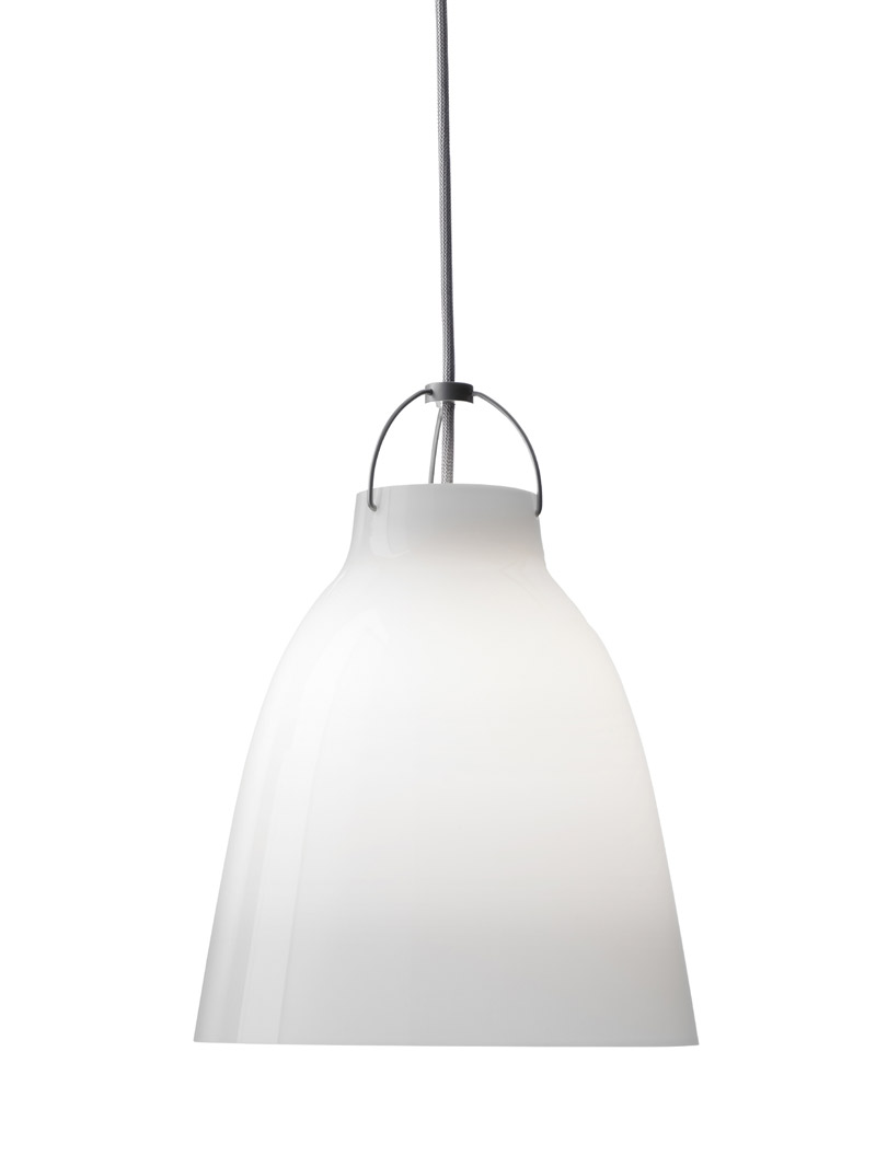 Caravaggio Opale suspension MM. Light Years.