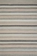 Tapis Enjoy rayures multicolore -140x200cm. Ligne Pure.