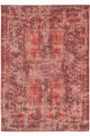Tapis Heritage chenille rouge 170X240. MA Salgueiro.