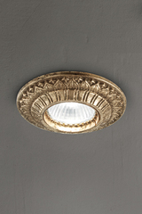 Recessed old gold spot. Masiero.