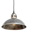 Suspension Paris finition argent antique. Mullan.