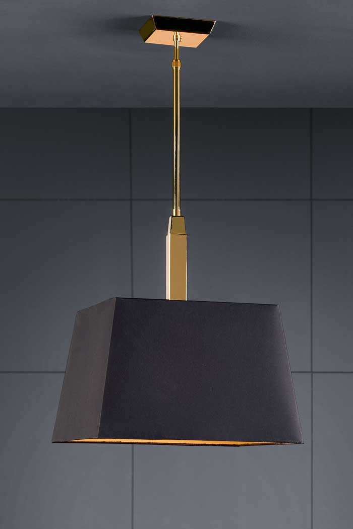 Prisma Ouro suspension simple. Paulo Coelho.