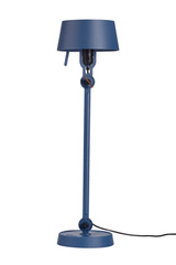Large table lamp in blue storm Bolt . Tonone.