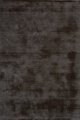 Tapis de salon Echo anthracite 170x240cm. Toulemonde Bochart.