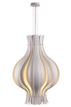 Onion blanc suspension GM. Verpan.